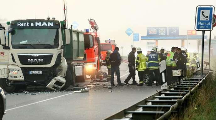 Unfall Gengenbach