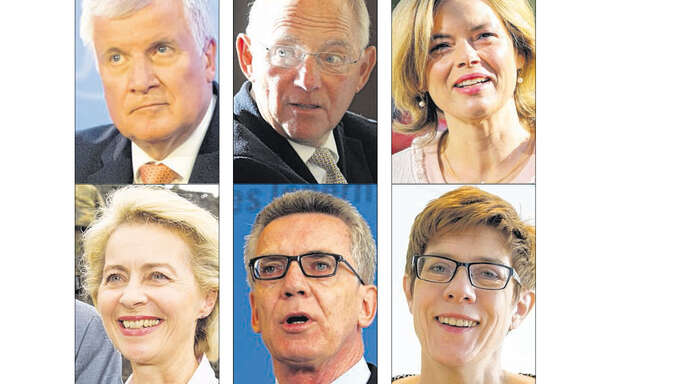 Wer Könnte Nachfolger Von Merkel Werden