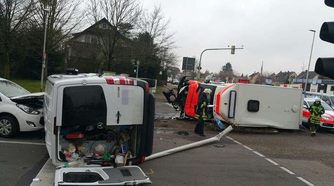Unfall Ortenau