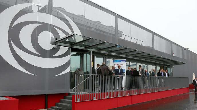 Der Handelskonzern Markant hat an seinem Standort in Offenburg das neue Rechenzentrum eingeweiht.