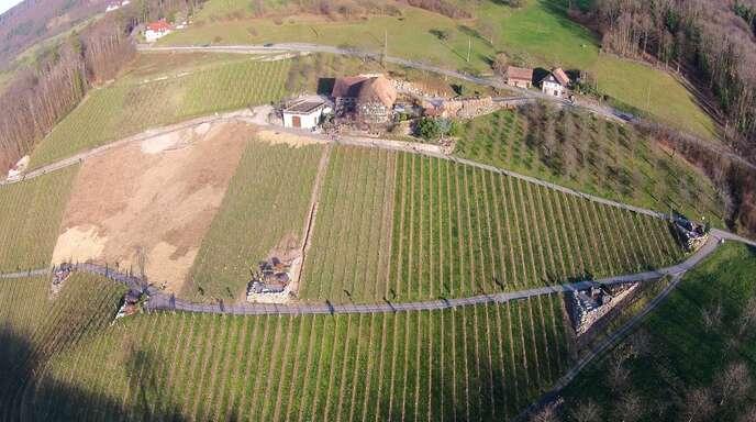 Achern / Oberkirch Sasbachwalden Mehr Weinfässer zum Übernachten in ...