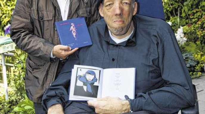 Foto: Daniela Busam - Lyrik und Bilder: Winfried Hoggenmüller (links) und Rainer Schöttgen.