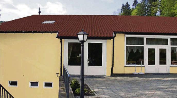 Favorit Gelbe Fassade fürs Peterstaler Kurhaus - Baden Online Nachrichten TZ61
