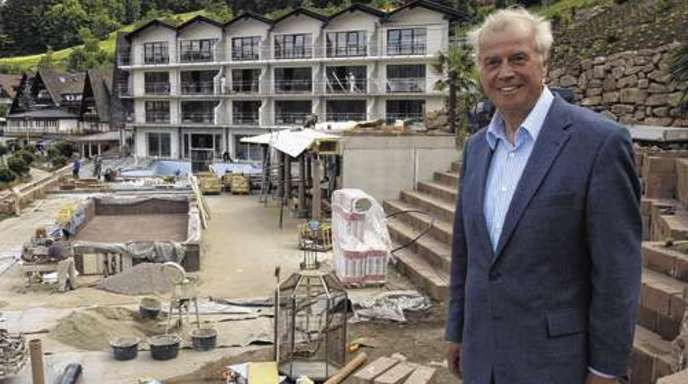 Achern oberkirch millionen f r das wohlbefinden - Architekt oberkirch ...