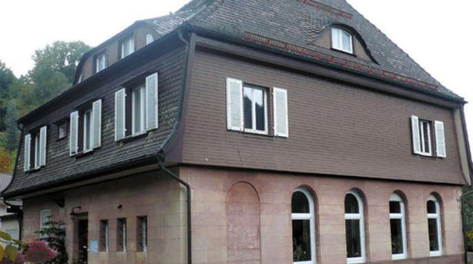 Foto: Erich Bächle - Die Villa Hohenhaus heute: Die Ursprünge des einstigen Herrensitzes sollen zurückreichen bis zu den Geroldseckern des 12. Jahrhunderts.