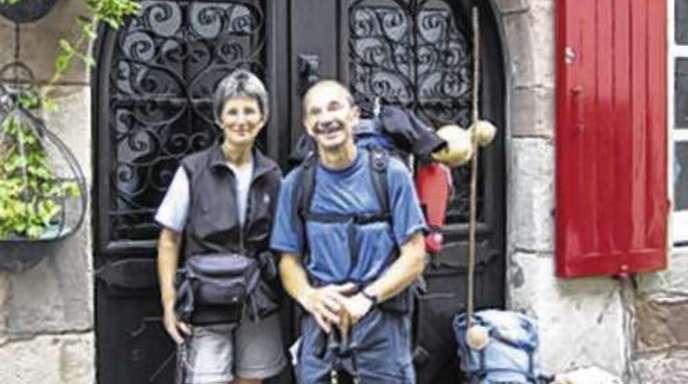 Beate und Manfred Schoch berichten am 29. September und 14. Oktober über ihre Pilgerreise auf dem Jakobsweg.
