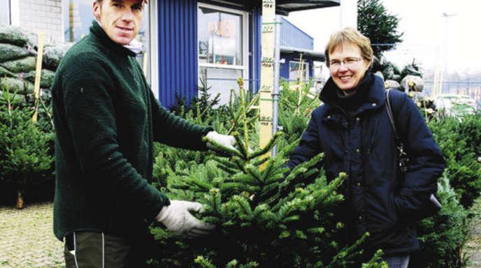 Weihnachtsbaum schlagen ortenau