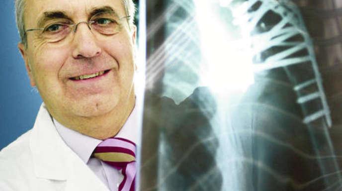 Foto: Ulrich Marx - Jürgen Rudigier, seit 1989 Chefarzt der Offenburger Unfallchirurgie, ist zum Ärztlichen Direktor ernannt worden.