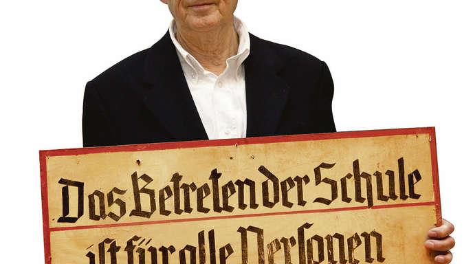 Busam - Joseph Kühner referierte über die Nazischulen in der Illenau.