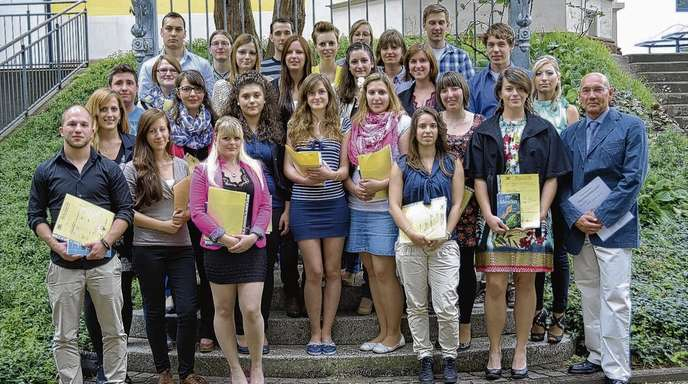 Apelt Oberkirch achern oberkirch schüler mit guten abschlüssen nachrichten der