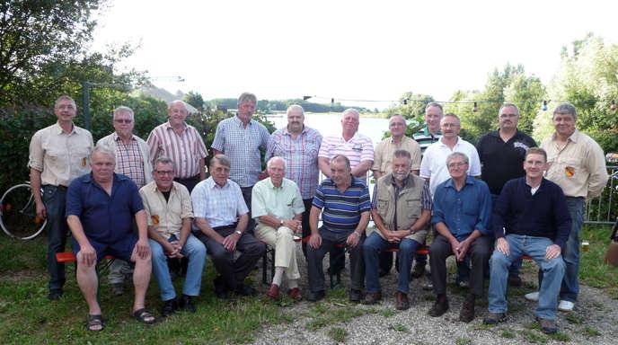 Kehl Angler Feiern 30 Geburtstag Nachrichten Der Ortenau