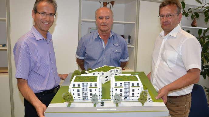 Achern oberkirch feger will 30 wohnungen bauen - Architekt oberkirch ...