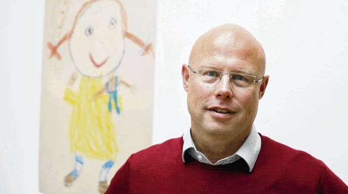 Ulrich Marx - »Manche Eltern haben Probleme, das zu akzeptieren. Wir sagen, dass man genauso seelisch erkranken kann wie körperlich«: Jugendpsychiater Martin Teichert.