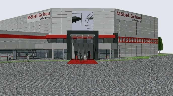 Offenburg Offenburger Möbelschau Investiert 25 Millionen Euro