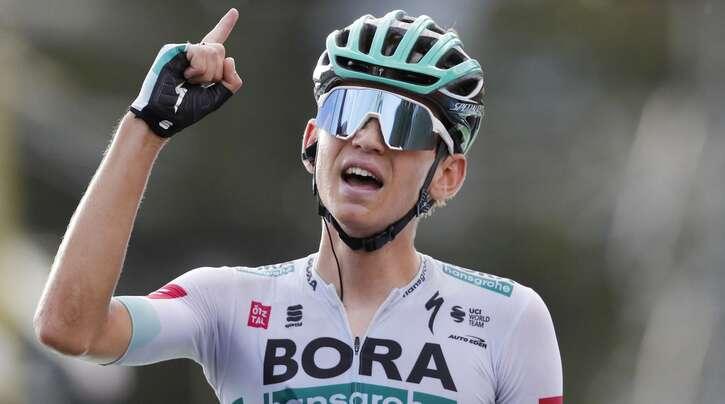 Lennard Kämna hat eine starke Tour de France hinter sich.