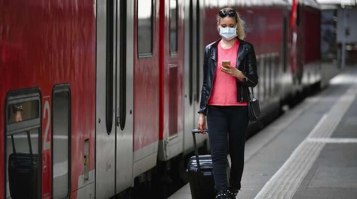 Der Bahnhof in Bietigheim ist derzeit gesperrt – das hat auch Auswirkungen auf Stuttgart, wo viele Züge derzeit nicht einfahren können. (Symbolbild)