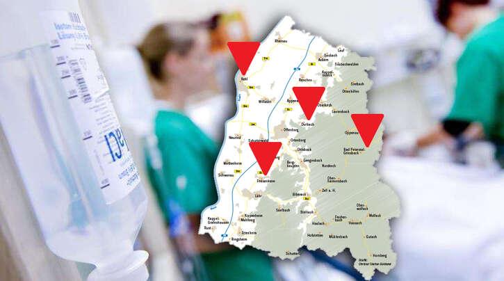 Corona 7 Tage Wert Steigt In Der Ortenau Weiter Auf 39 4 Baden Online Nachrichten Der Ortenau Offenburger Tageblatt