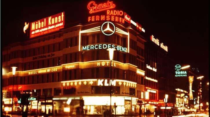 Wilde Nächte in West-Berlin