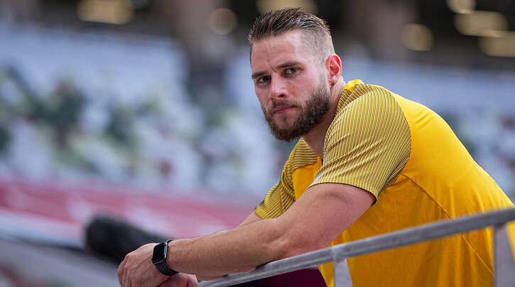 Johannes Vetter will sich seinen olympischen Goldtraum erfüllen.