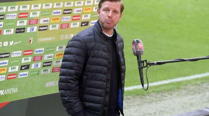 Florian Kohfeldt stand zuletzt als Trainer von Werder Bremen an der Seitenlinie.