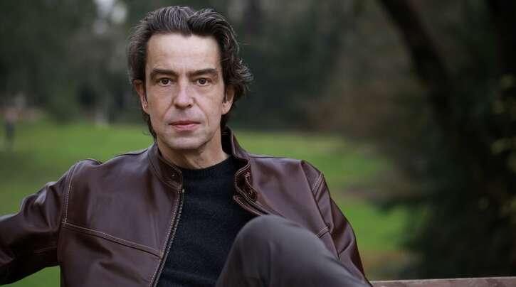 """Mit seinem Roman """"Mitgift"""" stand Henning Ahrens auf der Longlist für den Deutschen Buchpreis."""