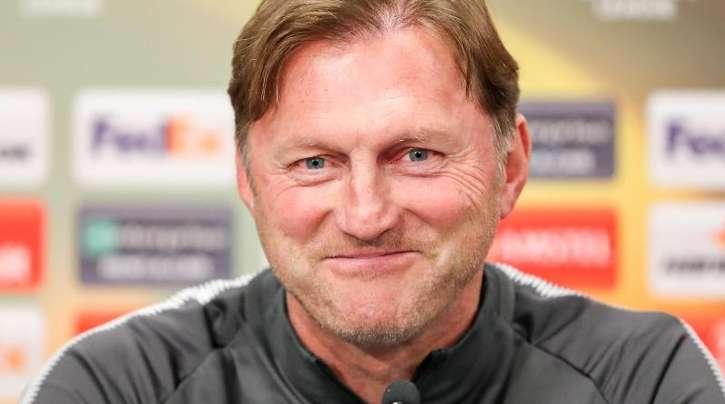 Leipzig-Trainer Ralph Hasenhüttl muss sich im Europa-League-Achtelfinale mit Zenit St. Petersburg auseinandersetzen.