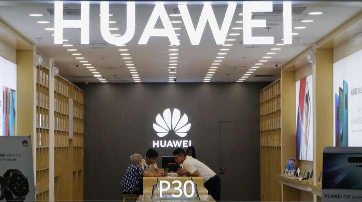 «Ich kann mir vorstellen, dass Huawei in irgendeine Form eines Handelsabkommens einbezogen wird», sagt Trump.