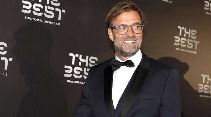Ist Welttrainer des Jahres: Liverpools Trainer Jürgen Klopp.
